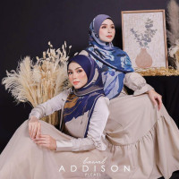 Hanami Bawal Addison Pleats