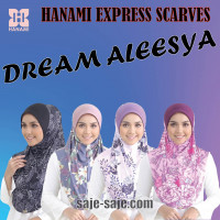 Hanami Express Scarves Dream Aleesya