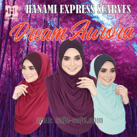 Hanami Express Scarves Dream Aurora