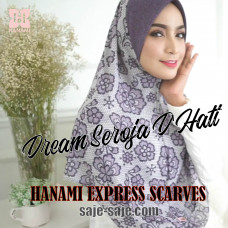 Hanami Express Scarves Dream Seroja D'Hati