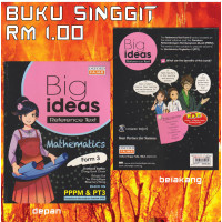 Buku Singgit PT3 - Big Ideas - Mathematics Form 3